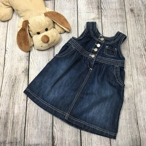 5/$25 Old Navy | Girls Denim Dress